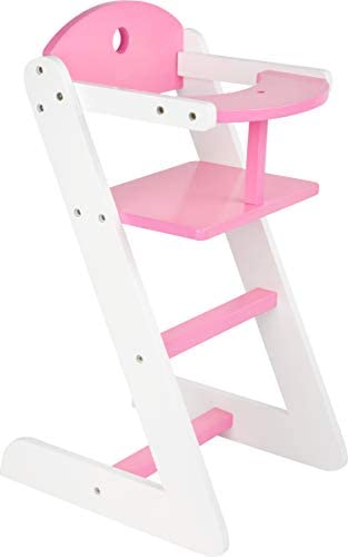 Small Foot Wooden Toys Doll High Chair Girls Dream Multi product image