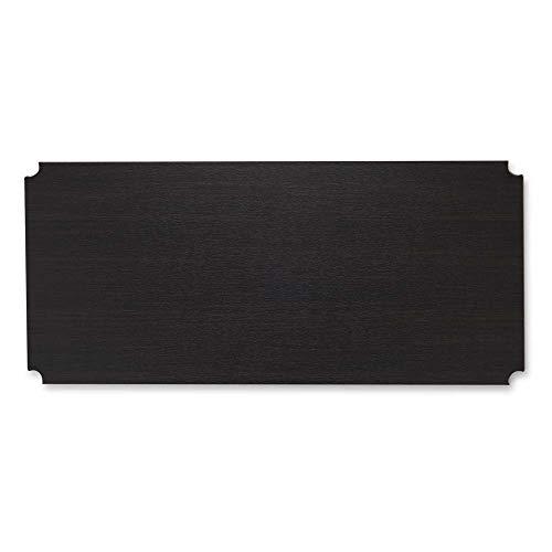 アイリスオーヤマ リバーシブルウッドボード ラック パーツ メタルラック カラーメタル スチールラック 棚板適合サイズ:幅120×奥行46cm MR-120BR ブラウン 厚さ約0.5cm