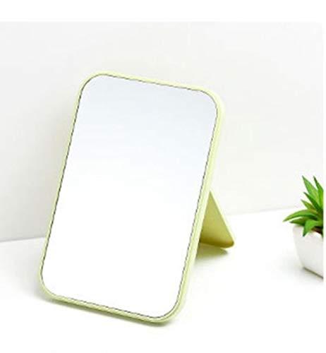 Clkdasjd Miroir de maquillage pliable portable