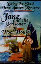 Jane and the Prisoner of Wool House audiobook cover art