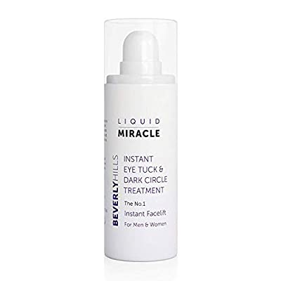 Beverly Hills Instant Facelift and Eye Tuck Serum |For Dark Circles & Puffiness