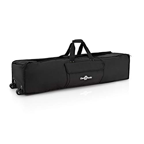 "47"" Drum Hardware Bag with Wheels by Gear4music"