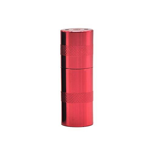 aiwikang Home Gadgets OpenName Aluminium Spritziger Cream Dispenser Cream Whipper Cream Chargers Peitschen(red)