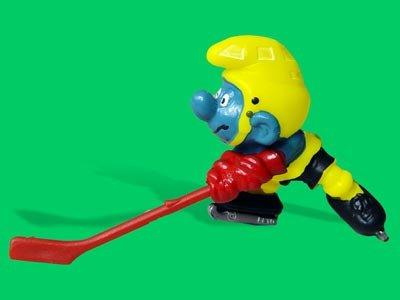 Eishockey Schlumpf