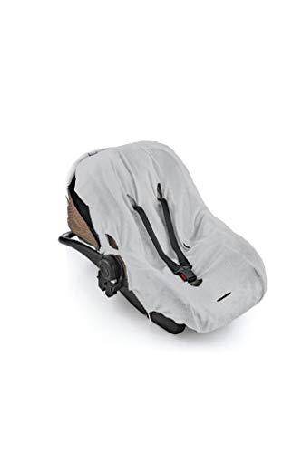 BabyJem 1114752 Babyschalen Schonbezug grau, grau, 1 stück