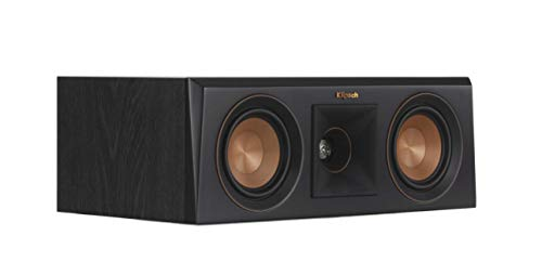 Klipsch RP-400C Center Channel Speaker (Ebony)