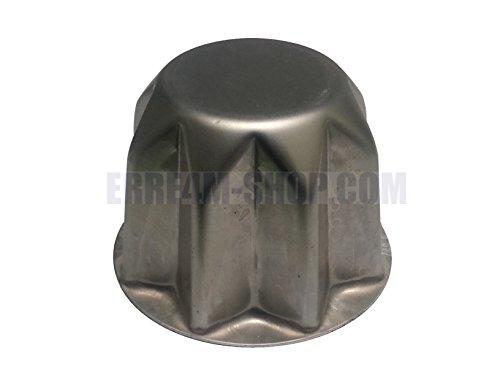 Molde para Pandoro de 100gramos de aluminio profesional