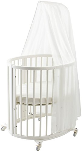 Stokke-Sleepi-Mini-Crib-Bundle-circular-baby-cribs