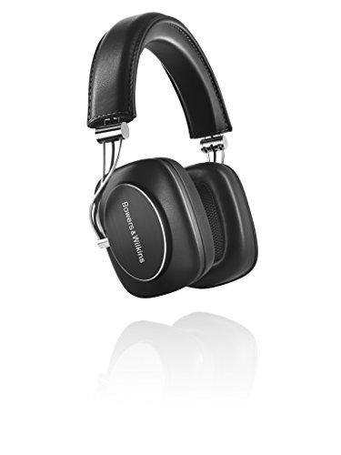 Bowers & Wilkins ワイヤレスヘッドホン Bluetooth/aptX/AAC対応 ブラック P7/WI