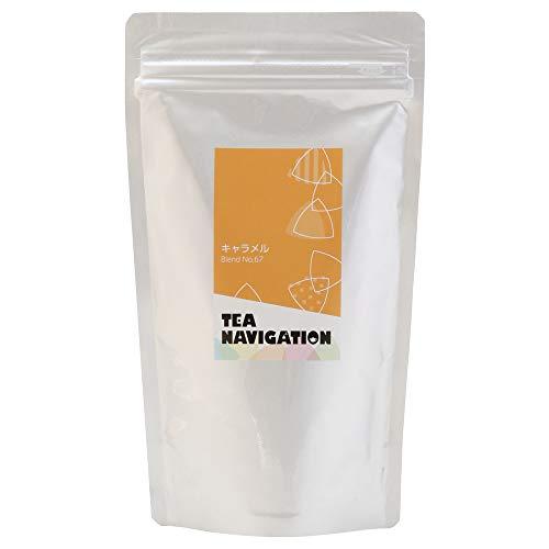 TEA NAVIGATION ティーバッグ 25入 最高級品質業務用・家庭用 紅茶 キャラメル