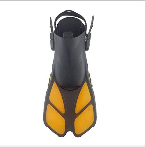 WSBBQ Head Energy Swim Aletas Snorkel Aletas Natación optimizada para aeróbicos acuáticos...