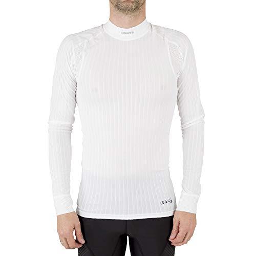 Craft Herren Unterwäsche Active Extreme 2.0 CN LS M Unterhemd, white, XL
