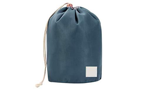 Rudolf Toilettenartikel Große Kosmetische Tasche,Wasserdicht Kosmetiktasche,Reise-Fass-Kosmetiktasche Multifunktion-kosmetisch-Tasche-Toilettenartikel-Aktentasche Makeup Bag für Damen und Mädchen