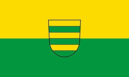 Unbekannt magFlags Tisch-Fahne/Tisch-Flagge: Filderstadt 15x25cm inkl. Tisch-Ständer