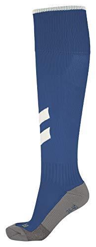 Hummel Kinder Fundamental Football Sock, True Blue/White, 8