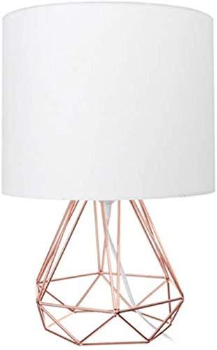 SYCEZHIJIA Lámpara de Pared Interior Lámparas de Mesa Retro Geométrico Decorativo Shade Light Casa de Noche Iluminación for la Oficina de la Sala de Estar del Dormitorio (Color: C) 1PCS (Color : A)