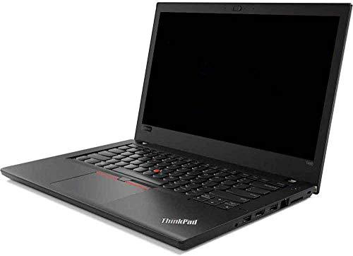 Newer Thinner Lighter Flagship Lenovo Thinkpad T480 High Performance Business Laptop - 14' Full HD Intel Core i5-8250U Up to 1.6 GHz 8GB RAM 256GB SSD Webcam DVD Windows 10 Pro (Renewed)