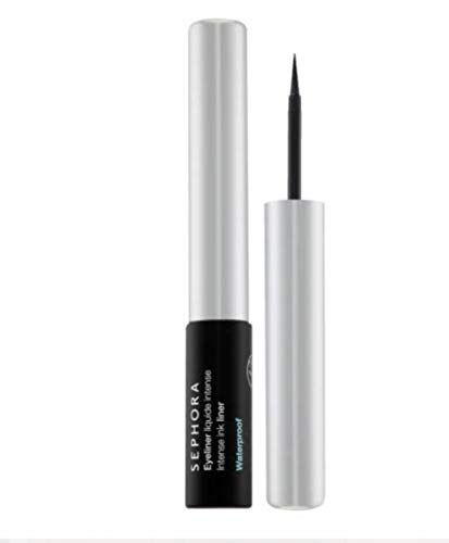 Colorful Waterproof Eyeliner 24 Hr Wear Sephora Collection 0.085 Oz 01 Black Lace - Matte Black by SEPHORA COLLECTION