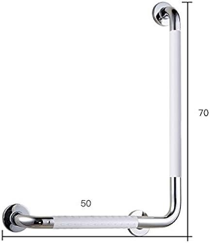 Anti-Rutsch-Badezimmer L-f iger Handlauf Toilette Toilette Dusche Toilette Senioren