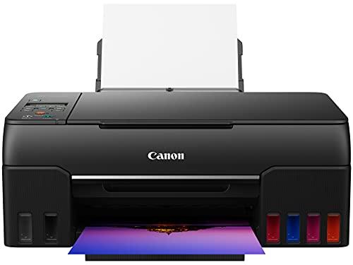 Canon PIXMA G620 Wireless MegaTank Photo All-in-One Printer [Print, Copy, Scan], Black