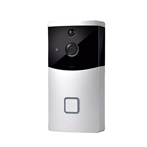 New WiFi Smart Video Intercom Doorbell Camera Audio Night Vision PIR Motion Detection Alarm Wireless...