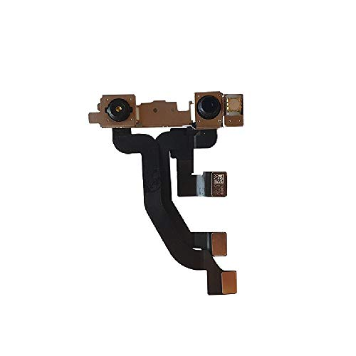 Smartex® Komplett Frontkamera Ersatz kompatibel mit iPhone XS - Vordere Kamera mit Sensor & Flex Kable