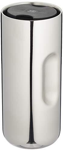 WMF Motion Thermobecher 350 ml, To go Becher für Tee oder Kaffee, Thermosflasche, hält 6h warm/12h kalt, 360°-Trinköffnung