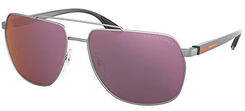 Prada Sport Hombre gafas de sol PS 55VS, 7CQ07A, 59