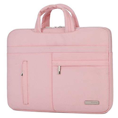 SPAHER Laptoptasche 13-13.3 Zoll MacBook Air, MacBook Pro Laptop Hülle Notebook Sleeve Polyester Wasserabweisend Vertikale Stil Hülle...