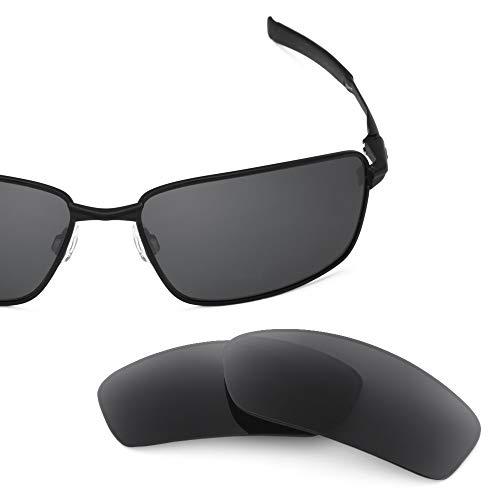 Revant Replacement Lenses for Oakley Splinter, Polarized, Stealth Black