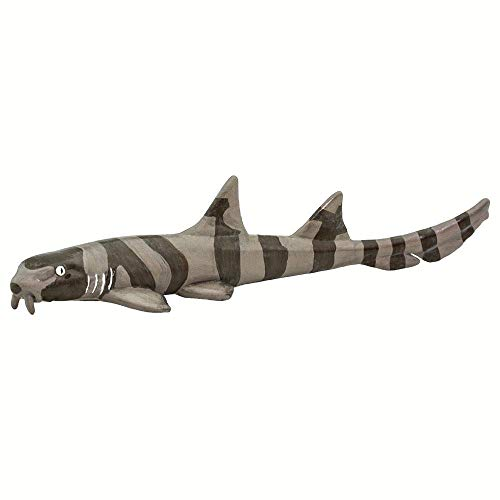 Safari Ltd. Wild Safari Sea Life - Bamboo Shark - Quality Construction from Phthalate, Lead and BPA Free Materials - for Ages 3 and Up