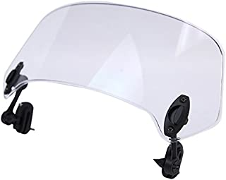MRA (XCC.0 X-Creen Clear Clamp-On/Add-On Variable Windscreen Spoiler Blade