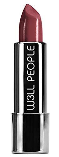 W3LL PEOPLE - Organic Optimist Semi-Matte Lipstick | Clean, Non-Toxic Makeup (New Mystic)