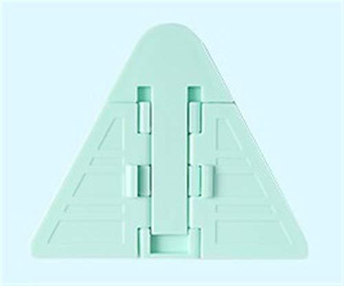 Schiebetürschlösser 8er-Pack for Babysicherungen | Schlüssellose Kindersicherungen for Terrassen-, Schrank- und Duschschiebetüren (Color : Light green)