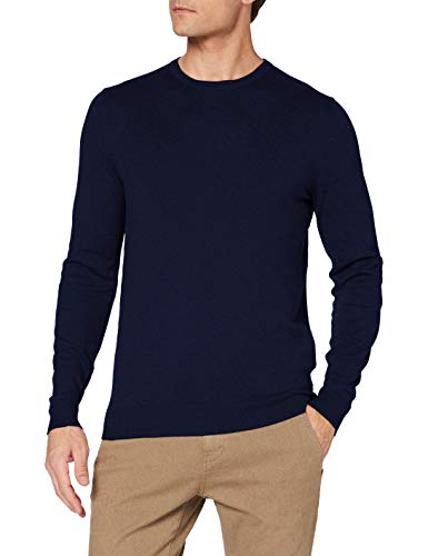 ESPRIT Herren 100EE2I302 Pullover, 419/INK 5, L