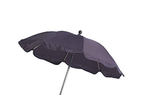 Schirm für Kinderwagen 60 cm navy dark
