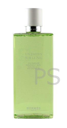 Hermes Un Jardin Sur Le Nil Perfumed Bath & Shower Gel 200ml