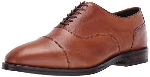Allen Edmonds Men's Bond Street Dress Shoe, Walnut Texture, 10.5 D US