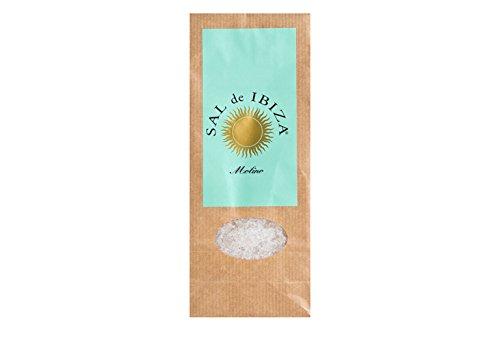 Flor de sal (cristales puros para molinillos) 500gr. Sal de Ibiza
