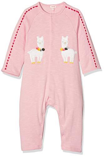 Catimini Baby-Mädchen CP32051 Combi Longue Latzhose, Light PINK 31, 9-12 Monate