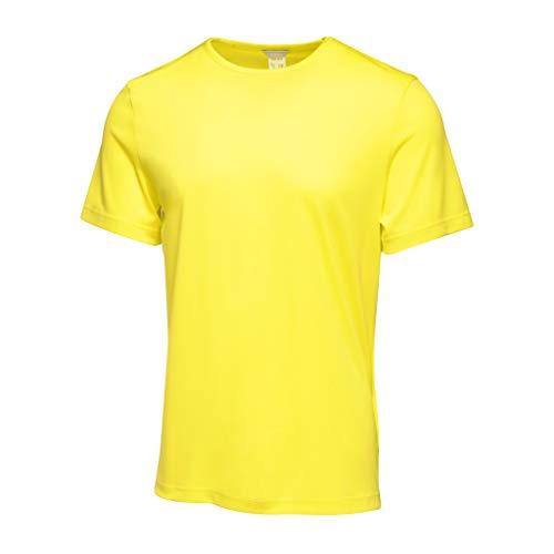 Regatta Activewear Herren Torino T-Shirt (3XL) (Leucht Gelb)