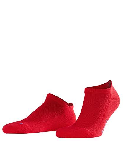 FALKE Unisex Sneakersocken Cool Kick Sneaker U SN 16609, Rot (Fire 8150), 46-48