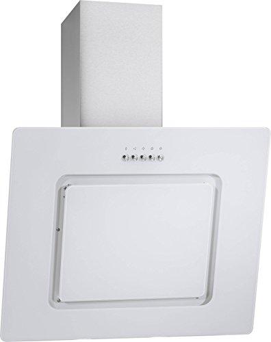 Bomann DU 770 G Kopffreie Vertikal-Dunstabzugshaube, EEK B, 3 Leistungsstufen, LED-Beleuchtung