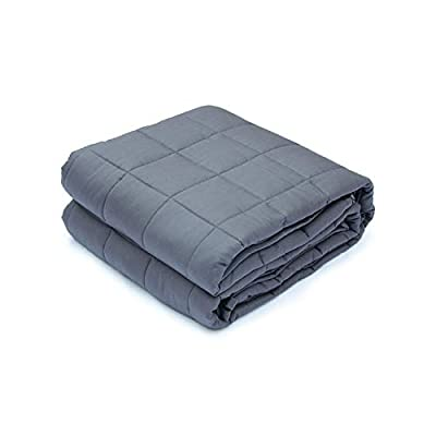 """BHSOSO Kids Weighted Blanket 7 lbs 41"""" x 60..."""