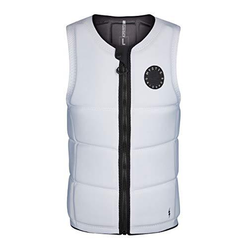 Mystic Peacock Wake Boarding Impact Vest 2021 - White 210158 S