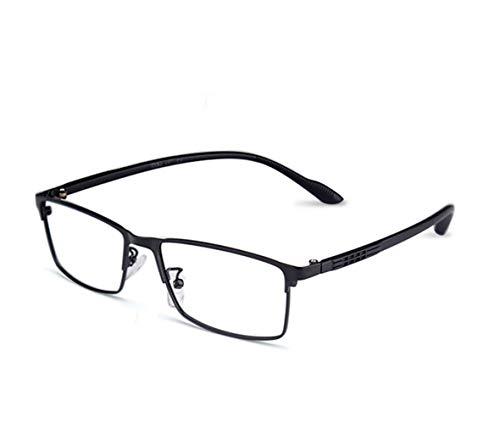 Les lunettes de lecture, ordinateur lumière anti-bleu lecteur anti-ultraviolets anti-fatigue, haute définition résistant à l
