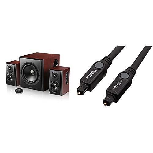 Edifier S350DB Lautsprecher System, Home-Entertainment Regallautsprecher und...
