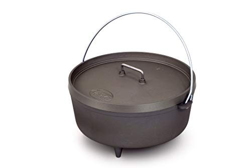 GSI Outdoors - Hard Anonized 14' Aluminum Dutch Oven