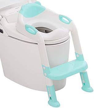 711TEK Potty Training Seat with Step Stool
