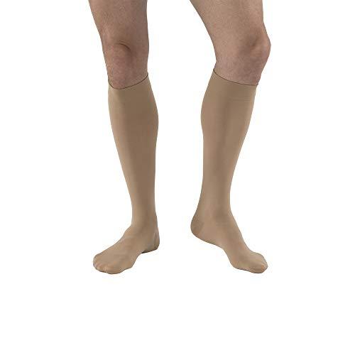 JOBST - Calcetines de compresión unisex para hombre y mujer, de 15 a 20 mmHg